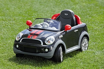 Mini Cooper Elektro Kinderauto