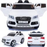 Audi Q5 Elektrokinderauto weiß
