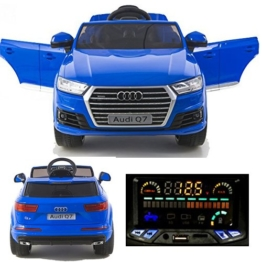 Audi Q7 Elektro Kinderauto