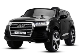 Audi Q7 Elektrokinderauto SUV