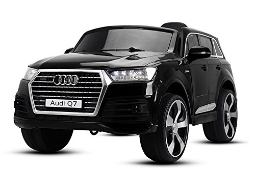 audi q7 kinder elektro auto suv gel ndewagen 12v. Black Bedroom Furniture Sets. Home Design Ideas
