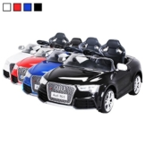 Audi RS5 Elektrokinderauto schwarz