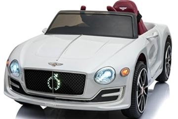Bentley Elektrokinderauto
