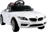 BMW Z4 Elektrokinderauto Roadster weiß
