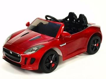 Jaguar F Type Elektrokinderauto