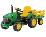 John Deere Peg Perego Elektrokinderauto Traktor