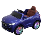Maserati Elektrokinderauto 17W blau