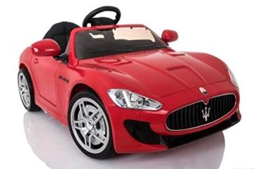 Maserati GT Elektrokinderauto