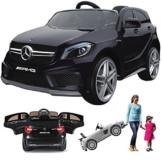 Mercedes-Benz SL63 Elektrokinderauto schwarz