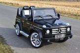 Mercedes Benz G55 Elektrokinderauto Fernbedienung