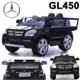 Mercedes-Benz GL450 Elektrokinderauto 12V schwarz
