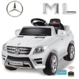 Mercedes-Benz ML350 Elektrokinderauto 6V weiß