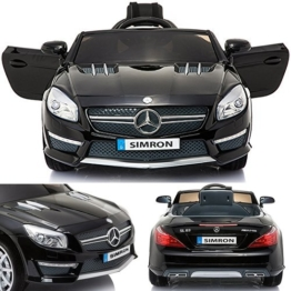 Mercedes-Benz SL63 Elektrokinderauto