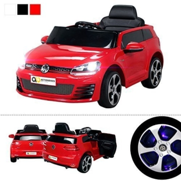 VW Golf GTI Elektrokinderauto