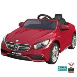 Mercedes-Benz S63 Kinder Elektroauto