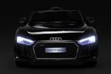 Audi R8 Elektro Kinderauto schwarz