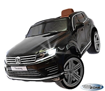 VW Touareg Elektro Kinderauto