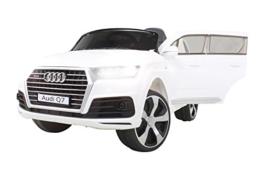 Audi Q7 Kinder Elektroauto Premium Ausstattung