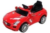 Mercedes SLS Kinder Elektroauto 6V 2x25W