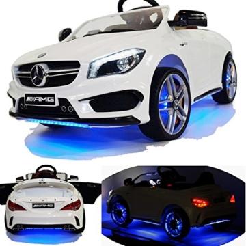 Mercedes Benz CLA 45 Kinder Elektroauto