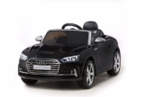 Kinder Elektroauto Audi RS5 schwarz
