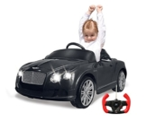 Kinder Elektroauto Bentley GTC schwarz