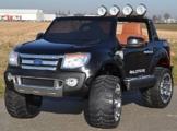 Kinder Elektroauto Ford Ranger schwarz