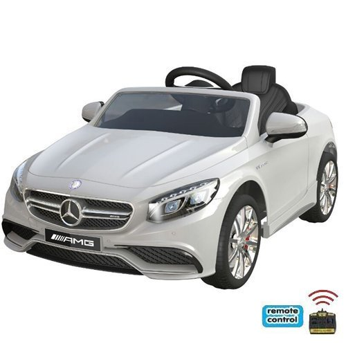 mercedes benz s63 amg cabriolet kinder elektroauto. Black Bedroom Furniture Sets. Home Design Ideas