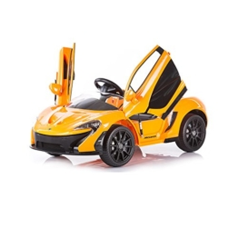 Kinder Elektroauto McLaren P1