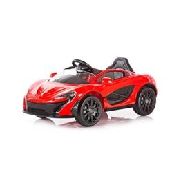 Kinder Elektroauto McLaren P1 rot