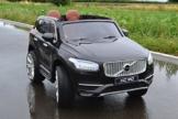 Kinder Elektroauto XC90 schwarz
