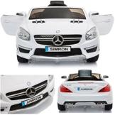 Kinder Elektroauto Mercedes Benz SL63 AMG