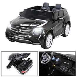 Kinder Elektroauto Mercedes GLS63