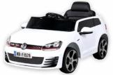 Kinder Elektroauto VW Golf GTI Kinderfahrzeug