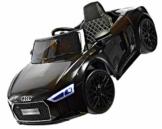 Kinder Elektroauto Audi R8 Spyder schwarz