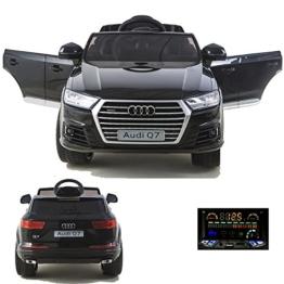 Kinder Elektroauto Audi Q7