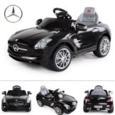 Kinder Elektroauto Mercedes Benz AMG SLS