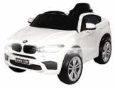 Kinder Elektroauto BMW X6 M weiß