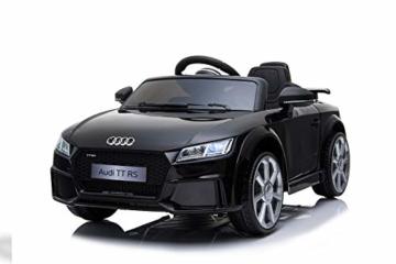 Audi TT Kinder Elektroauto