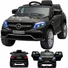 Kinder Elektroauto Mercedes GLE AMG
