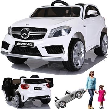 Kinder Elektroauto Mercedes A Klasse