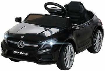 Kinder Elektroauto Mercedes Benz GLA 45 AMG