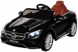Kinder Elektroauto Mercedes S 63 AMG