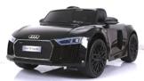 Kinder Elektroauto Audi R8 schwarz