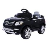 Kinder Elektroauto Mercedes ML schwarz