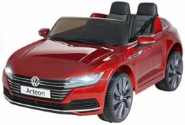 Kinder Elektroauto VW Arteon